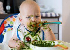 Alimentación en bebés a partir de los 6 meses