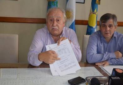 """Tasas: """"Está generado por la valuación fiscal de la provincia, que nada tiene que ver el municipio. Enviaremos un proyecto al HCD"""""""