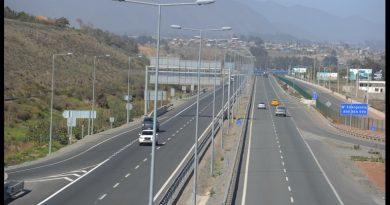Ruta 5. Usuarios viales intentarán gestionar el no pago del peaje para los vecinos.