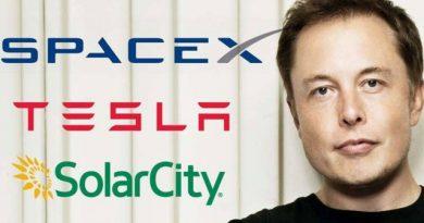 """Elon Musk – """"Mente brillante"""""""