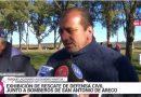 (Video) Exhibición de rescate en Parque Lacunario Alejandro Martija