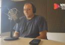VIDEO El Jefe del Cuerpo Activo, Esteban Genaro, cumplió 25 años de servicio como bombero