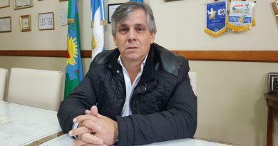 Britos reclamó al Gobierno Nacional la participación del municipio en el conflicto Paquetá