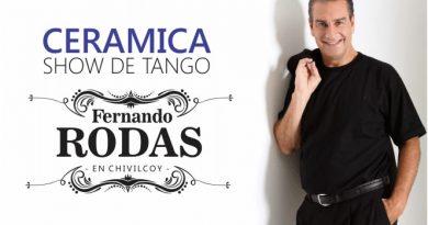 Show de tango en Club Ceramica con la presentacion de Ferando Rodas