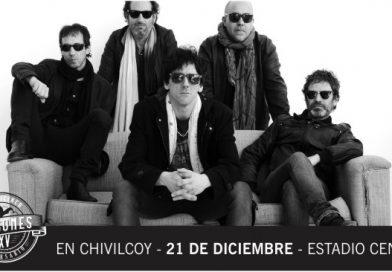 Guasones festeja sus 25 años en Estadio Centro de Chivilcoy
