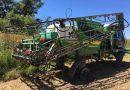 AUDIO Robaron en un predio  las ruedas de dos maquinarias rurales