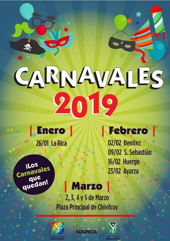 Carnaval En Biaus Y Próximas Fechas De Enero Febrero Y Marzo La