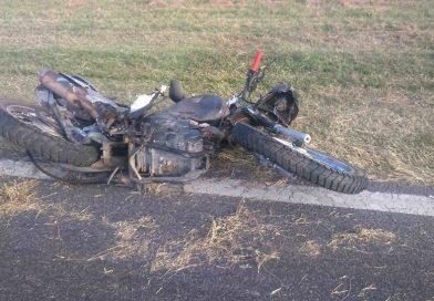 Un hombre de 27 años perdió la vida a bordo de su moto sobre Ruta 5