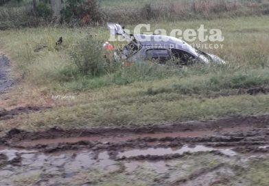 Parte de lesiones de las personas que protagonizaron el despiste y vuelco en Ruta 5