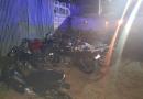 Treinta motos secuestradas