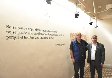 """Se presentó la Edición Cartonera 2019 """"30xMil- Poemas por la Memoria"""""""