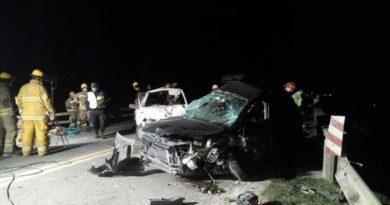 Detalles y datos del fatal siniestro vial en Ruta 5