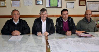 Municipio-Camuzzi:  «Éstas obras dan la posibilidad a nuestros vecinos de poder contar con acceso a este servicio tan importante»