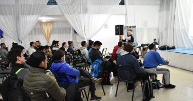 Dr. Pablo Esper: segundo Seminario de Entrenamiento Deportivo