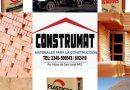 Construmat: «Involucrados en el mundo de la construcción y remodelación, sin importar la magnitud del proyecto»