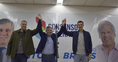 «Topo» Rodríguez, Consenso Federal: «Tiene espíritu federal, convicciones y un camino de coherencia»