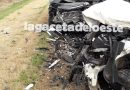 Múltiple choque en Ruta 5. Una persona, perdió la vida