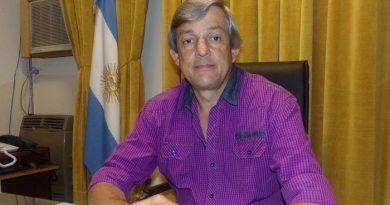 Murió en Ruta 6 el intendente de Hipólito Yrigoyen, Jorge Cortés