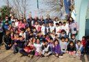 Bomberos y Comisión, continuaron entregando regalos por el Día del Niño donados en la Master Class solidaria