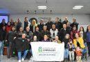 El intendente despidió a los adultos mayores que competirán en Mar del Plata