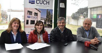 Nadia Cambón brindó información detallada sobre el Centro Universitario de Chivilcoy