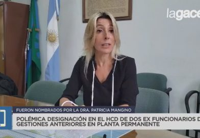 Polémico HCD: Dos ex funcionarios de los gobiernos anteriores, fueron incorporados en forma directa a planta permanente y con importantes sueldos