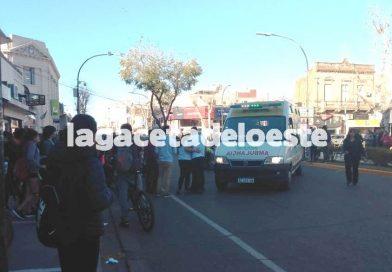 Fue intervenida quirúrgicamente en La Plata, la niña de 13 años arrollada en su bicicleta