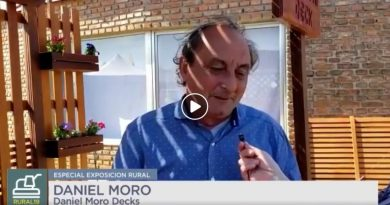Daniel Moro Deck presenta novedades en La Rural 2019