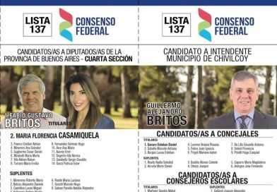 «Las obras se hicieron con nuestra decisión política y un aporte provincial que nos corresponde por todo lo que aportan los chivilcoyanos»