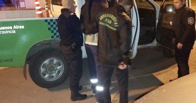 Se allanaron dos domicilios. Secuestro de droga y dos aprehendidos