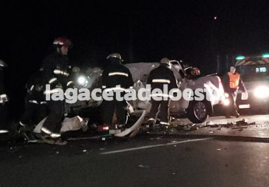 Parte policial «Homicidio Culposo» Ruta 5 kilómetro 160,500