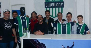 El Club Atlético Chivilcoy, lanzó una campaña para colaborar con Mati Dagosto