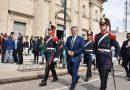 Se llevó a cabo el acto protocolar por el 165° aniversario de Chivilcoy