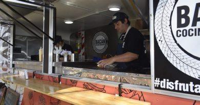 Bacán estará presentando su food trucks en Agreste