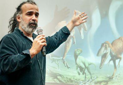 Interesante charla en Parques Cielos del Sur a cargo de Sebastián Apesteguía