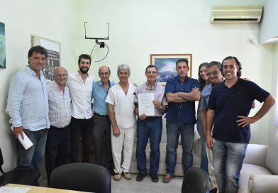 El Hospital Municipal recibió un subsidio para la compra de un equipo de aire comprimido
