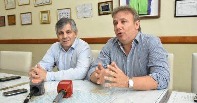 Se brindaron detalles sobre el convenio de cogestión firmado entre la Secretaría de Políticas Integrales sobre Drogas de la Nación Argentina y el Municipio