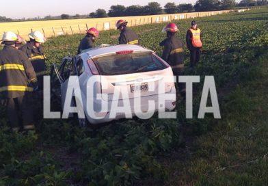 Fue identificada la persona que perdió la vida en la fatal colisión de Ruta 51.