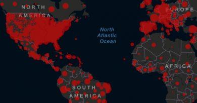 Chile superó a China. La cantidad de muertos en el mundo supera los 350 mil