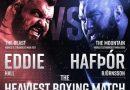 Fue anunciado que un ex actor de Game of Thrones protagonizará la pelea más brutal del mundo