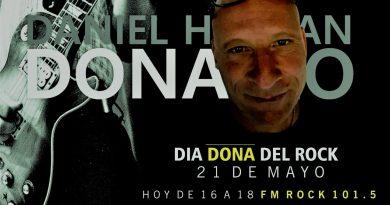 Hoy: Dia «Dona» del Rock
