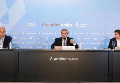 Alberto Fernández extendió la cuarentena hasta el 28 de junio. Kicillof habilitará paquetes de medidas en los  municipios