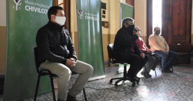 Las 4 cuotas de 5 mil pesos, se dispusieron para quienes trabajen en la Clínica del Carmen, Hospital, SAME o en cualquier hogar de ancianos