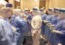 """""""Estaremos recibiendo todo el equipo de protección personal para que los trabajadores del hospital, trabajen en todos los servicios, como si estuvieran atendiendo contagiados»"""