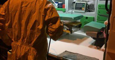 La sanitización que se realizó en el hospital, se replicó en el SAME y ambulancias