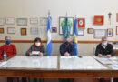 El intendente entregó 850 mil pesos a Clubes de Chivilcoy para obras de infraestructura