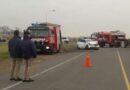 Choque en ruta 30. Un hombre de 45 años perdió la vida