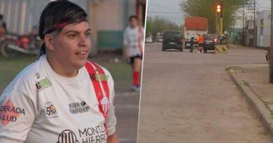 El gesto solidario de una futbolista linqueña que se volvió viral
