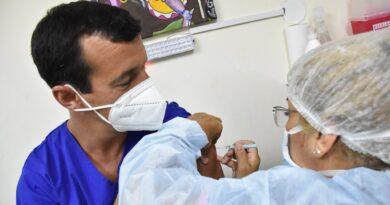Comenzó el plan de vacunación contra el Covid-19 en el Hospital Municipal. Se vacunarán a 25 personas.