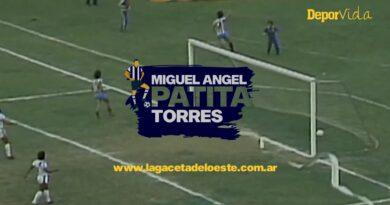 DeporVida: Miguel Angel «Patita» Torres